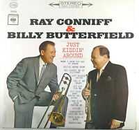 Ray Conniff and Billy Butterfield Just Kiddin Around Album Columbia Records 1963