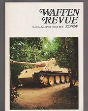Armas Revue nº 19 dic. - Febrero. 1975/76 contenido ver la imagen