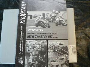 KS9205-NORTON F1 SPORT,KAWA ZZR 1100,SUPERBIKES,BAKKER BMW K100,BIMOTA TESI