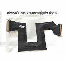 "Apple iMac 21.5"" A1311 2009 LCD LVDS LED Screen Display Ribbon Cable 593-1006"