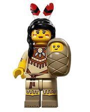 LEGO Series 15 Minifigures 71011 TRIBAL WOMAN Girl Baby SEALED