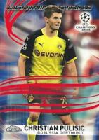 2017-18 Topps Chrome UEFA Champions League 'Lighting Strike' Red Parallel - Pick
