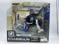 Nikolai Khabibulin Tampa Bay Lightning NHL Hockey McFarlane Action Figure Rare