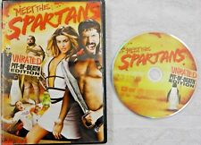 Meet the Spartans (DVD, 2009, Unrated Pit of Death Edition) Free Shipping
