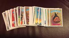"""1986 """"Garbage Pail Kids"""" cards #119-166 A&B"""