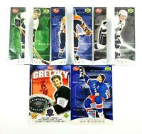 Upper Deck Post Cereal 1999-2000 Wayne Gretzky Lot of 5 Hockey Cards