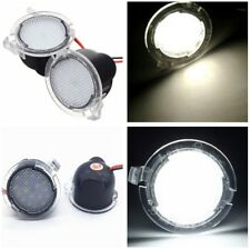 2pcs Led Front Under Mirror Puddle Light for Ford Edge Mondeo Explorer Taubus