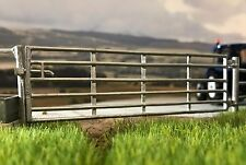 1:32 SCALE DIORAMA FARM LARGE GATE FOR SIKU/BRITAINS/SCALEXTRIC 12ft WM035