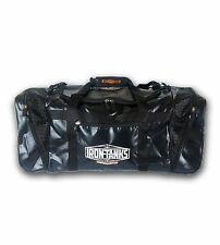 Iron Tanks Pro Gym Bag Black | Bodybuilding Workout Gym Training Powerlifting