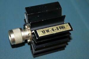 Attenuator 12W 0 - 3GHz  Dummy Load Abschwächer
