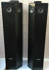 BOSE 501 Series V Right and Left Tower Speakers