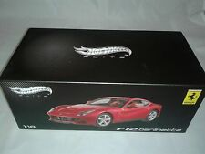 Hot Wheels Elite Ferrari F12 Berlinetta rossa 1/18