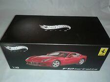 Hot Wheels Elite Ferrari F12 Berlinetta rossa 1/18