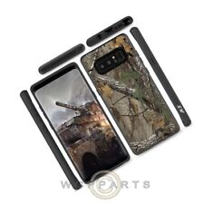 Samsung Note 8 Zizo Advanced Armor Case - Woods Camo Cover Shell Protector