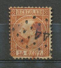 Nederland    9 I A gebruikt met beschadigde linkeronderhoek