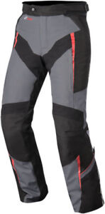 Alpinestars YOKOHAMA Drystar Adventure-Touring Riding Pants (Gray/Black/Red)