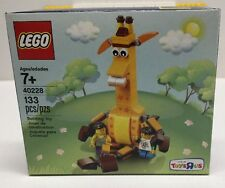 New ToysRus Exclusive LEGO 40228 Geoffrey And Friends Factory Sealed NIB