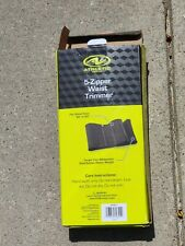 """Athletic Works 5-Zipper Waist Trimmer 10.25"""" Wide - Size 40-65"""" - New Open Box"""