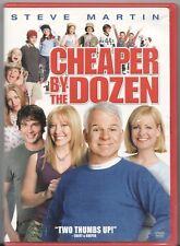 Movie DVD - CHEAPER BY THE DOZEN - Pre-Owned - 20th Century Fox