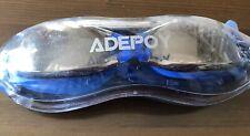 Adepoy Mirror Goggles Blue