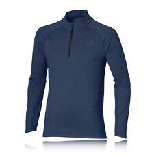 Abbiglimento sportivo da uomo blu manica lunga Fitness