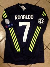 Spain Real Madrid Formotion Ronaldo Shirt Player Issue MD  Portugal Jersey Match