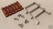 Brinkmann (3 PK) Upright Smoker Split Wooden Handle w/Hardware Part 113-7006-0