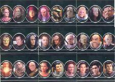2018 Deep Space Nine Heroes & Villains Aliens Of Deep Space Nine Set Of 9 Cards!