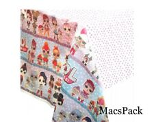 L.O.L. Surprise Doll Paper Table Cover Disposable Birthday party supplies