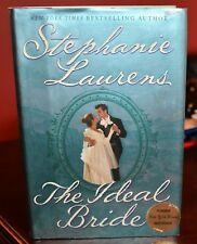 "STEPHANIE LAURENS ""THE IDEAL BRIDE"" NEW NEVER READ SMOKE FREE PET FREE HOME"