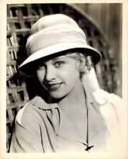 Esther Ralston THE GIRL FROM MANDALAY 1936 Beautiful Portrait Photo 8x10