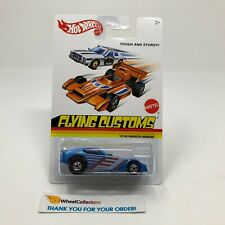 '77 Plymouth Arrow * Blue * Hot Wheels Flying Customs * JD21
