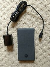 Motorola P5100 Slim Portable External Battery 5100mAh Pack with Charger