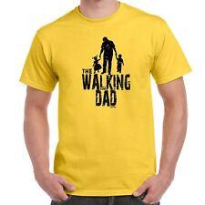 The Walking Dad-Walking Dead Inspired Mens Funny Sayings Slogans Tshirts
