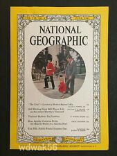 1961-06 June National Geographic London-Martha'S Vineyard-Thailand-Aphid-T he Fbi