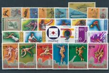 [G356481] Worldwide Olympics good lot of stamps very fine MNH