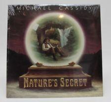 MICHAEL CASSIDY Nature's Secret Golden Lotus Records GL-1 SEALED NEW Folk Psych