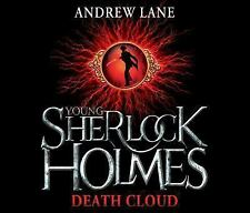 Young Sherlock Holmes: Death Cloud Macmillan Digital Audio)