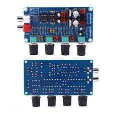 NE5532 OP-AMP HIFI Amplifier Volume Tone EQ Control Board Preamplifier DIY Kits