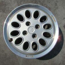 Cerchio in lega Speedline 5,5Jx14 4x100 ET43 Alfa Romeo usato (17608 99-4-C-4)