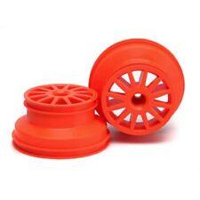 Traxxas TRA7472A Orange Wheels (2): 1/10 Rally VXL