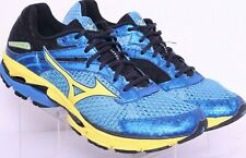 Mizuno 34445 Wave Inspire 9 Blue Athletic Road Running Shoes Men's US 11