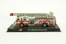Quint Pierce -2005 US Fire Truck Diecast Model 1:87  No 3