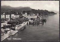 AA4292 Verbania - Provincia - Intra - Imbarcadero - Cartolina - Postcard