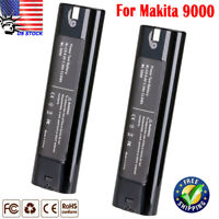 2Pack Battery for MAKITA 9000 9001 9002 9033 9034 632007-4 Cordless Drill 3.5Ah