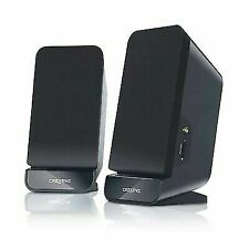 Creative SBS A60 Computer Speakers - Black