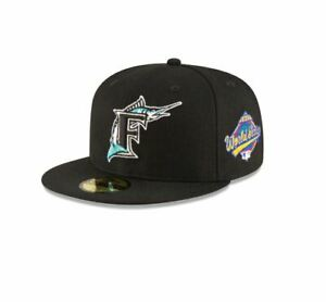 Florida Marlins New Era 1997 World Series On-Field 59FIFTY Fitted Hat