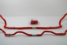 Front & Rear Sway/Anti-roll bars for HONDA 12-15 Civic Si 9th Generation