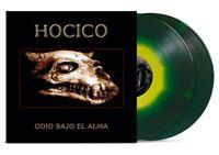 HOCICO - ODIO BAJO EL ALMA (LIMITED GATEFOLD/COLORED 2LP)  2 VINYL LP NEU
