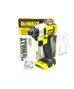 DCF885B Dewalt Impact Driver 20-Volt Max Lithium-Ion 1/4 in Cordless 20V - New
